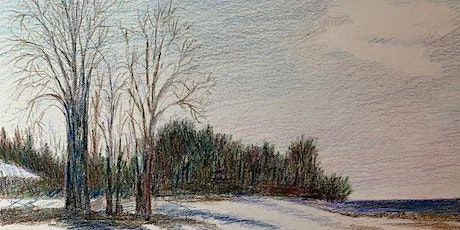 Nature Drawing at Blithewold: June 24: Plein-air in the North Garden tickets