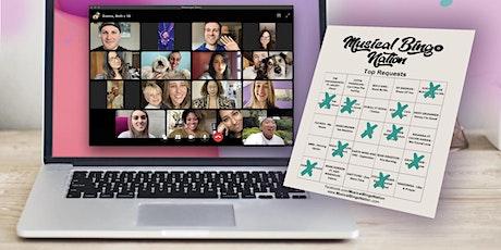 Musical Bingo Nation Presents Virtual Musical Bingo  tickets