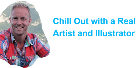 Chill out with a Real Artist ! tickets
