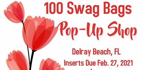 Vendors and Business Owners Wanted for Swag Bags tickets