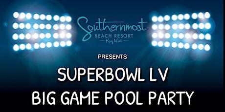 Super Bowl LV - VIP at Shores Pool tickets