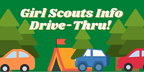 Join Girl Scouts: Community Drive Thru! tickets
