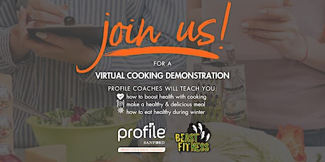 Healthy Cooking Demonstration tickets