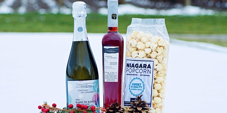 A Gift of Winter – with Chateau des Charmes *Virtual  Icewine Seminar tickets