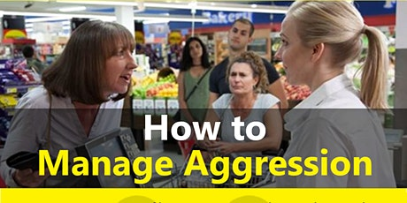 Understanding and Managing Aggressive Behaviour for College Students tickets