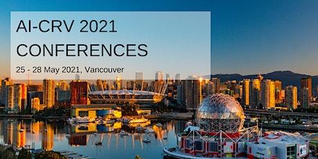 AI-CRV 2021 Conferences tickets