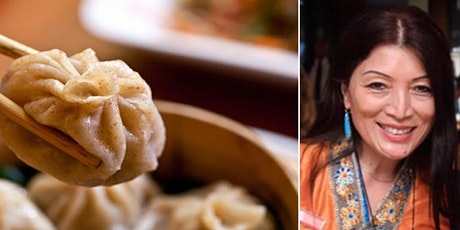 Learn the secrets of making Tibetan momos with Tashi Chodron | 2/10/2021 tickets