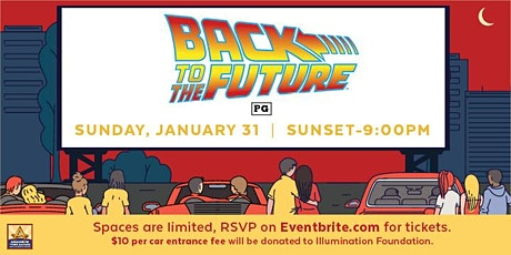 Drive-In Movie Featuring Back to the Future tickets