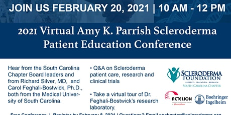 2021 Amy K. Parrish Virtual Scleroderma Education Conference - Week 2 of 2 tickets