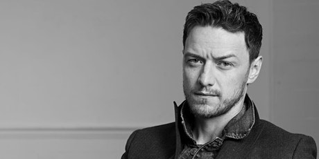 Masterclass - James McAvoy billets