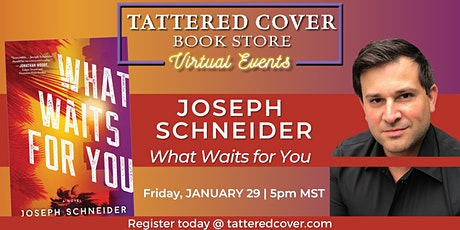 Live Stream with Joseph Schneider tickets