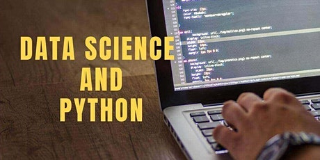 [Webinar] Getting Started Python and Data Science tickets