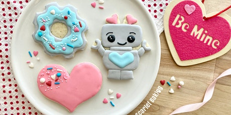 Valentine's Adult & Child Cookie Decorating Class tickets