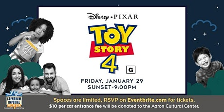 Drive-in Movie Featuring Toy Story 4 tickets