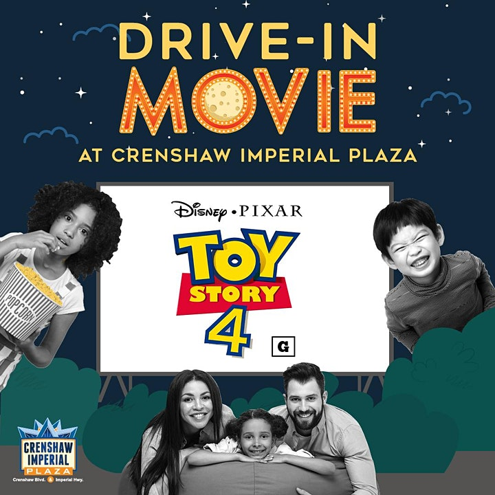 Drive-in Movie Featuring Toy Story 4 image
