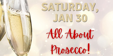 For The Love of Wine & Cheese - All About Prosecco tickets
