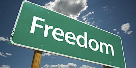 Freedom Redefined Meeting biglietti