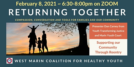 Returning Together: Compassion, Conversation and Tools for Families tickets