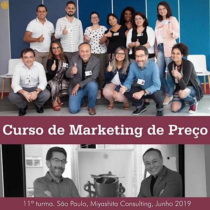 Imagem do evento Curso de Marketing de Preço e Táticas de Precificação - 12ª turma. Em SP