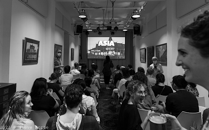 Asia South East-Short Film Festival WINTER 2022 - Limited Seats Available image