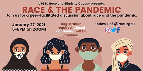 Safe Space for Race: Race and the Pandemic tickets