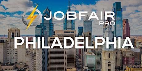Philadelphia Virtual Job Fair January 28, 2021 tickets