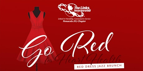 Go Red for Heart Health: Virtual Red Dress Brunch tickets
