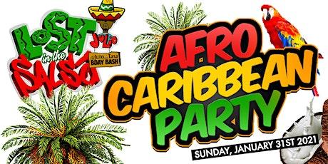 Afro Caribbean at Oak Atlanta (Julio Tana & Unique Soundz's Bday Bash) tickets