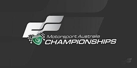 Shannons Motorsport Australia Championships — Sydney Motorsport Park tickets