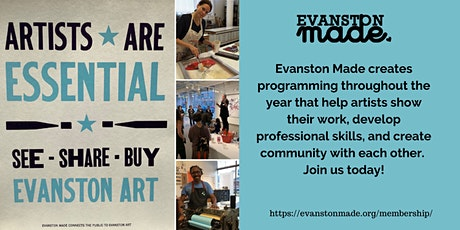 First Saturday Evanston Art Events tickets