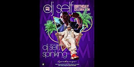 MLK WEEKEND FINALE : DJ Self Spinking Birthday Celebration @ Exchange Miami tickets