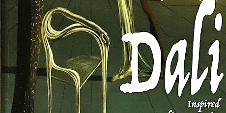 DALI INSPIRED ONLINE DRAWING ZOE SUJIN LEE tickets
