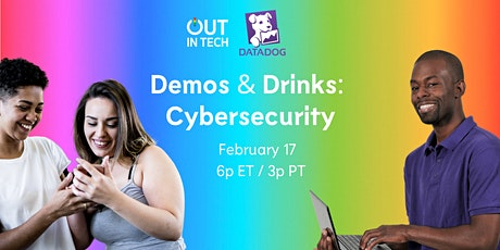 Demos & Drinks: Cybersecurity Edition tickets