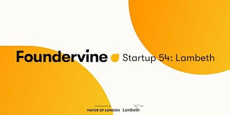 Startup 54: Lambeth tickets