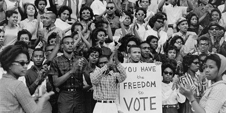 Student Activism in the 1965 Voting Rights Campaign tickets