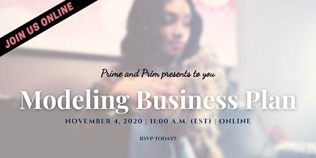 Modeling Business Plan Webinar (Eastern) tickets