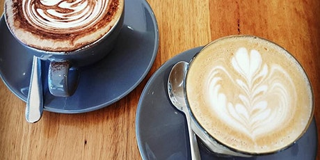 DYOB Coffee Connect Business Networking Series - Spotswood tickets