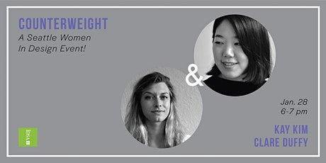 Counterweight: A Seattle Women in Design Event! tickets