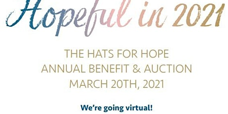Hats for Hope Annual Benefit & Auction tickets