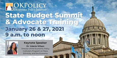 2021 State Budget Summit & Advocate Training tickets