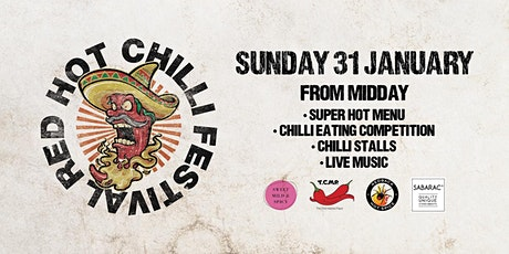 Chilli Festival | The Sound Garden tickets