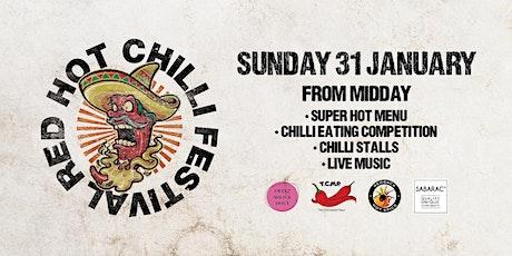 Chilli Festival | The Sound Garden tickets