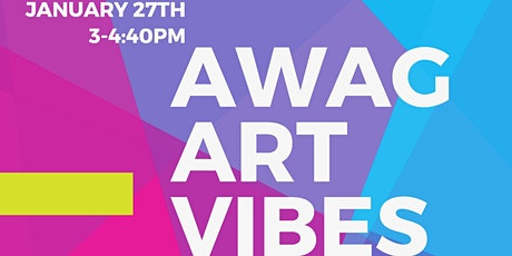 AWAG Art Vibes Session tickets