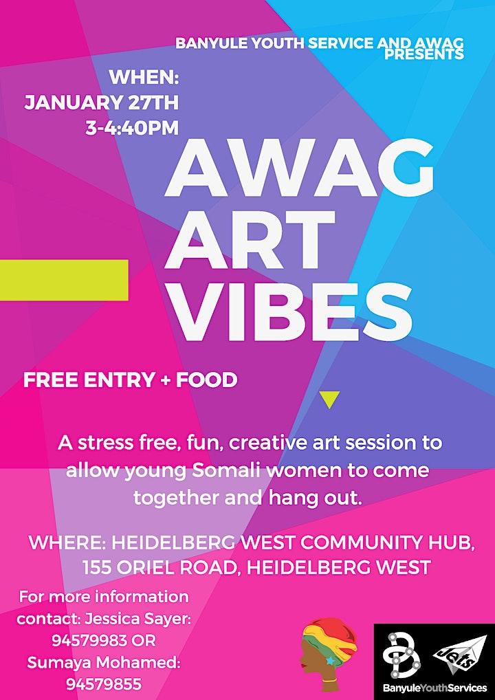 AWAG Art Vibes Session image