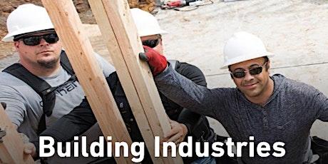 Sierra College Construction Fundamentals- Zoom  Information Session tickets