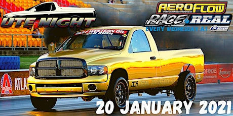 Aeroflow Race 4 Real - 20 January 2021 tickets