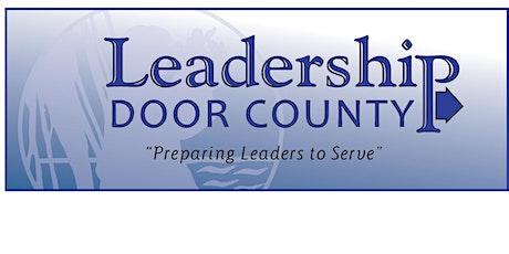 Leadership Door County  Speaker Series - January 2021 tickets