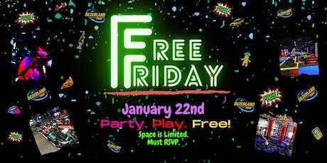 FREE FRIDAY at Dezerland Park Miami tickets