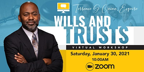 Wills, Trusts and Medicaid, in a COVID environment! tickets