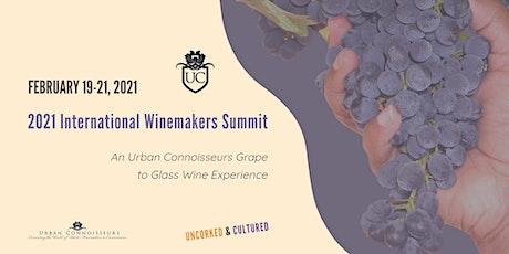 International Winemakers Summit tickets